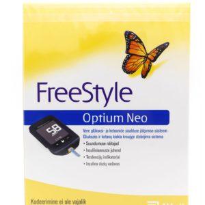 FreeStyle Optium Neo Blood Glucose and Ketone Monitoring System