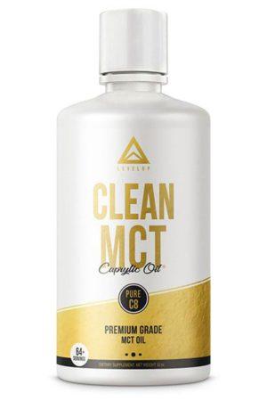 LevelUp®-Clean MCT Oil 32oz 大支裝 (Non-GMO)