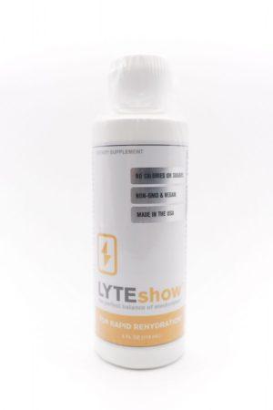 LyteShow 無糖液態電解質補充劑