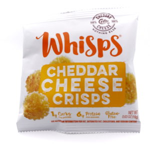 Whisps Chedder Cheese Crisps 18g