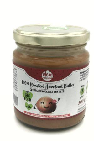 Deanocciola 100% Roasted Hazelnut 有機100%榛子醬