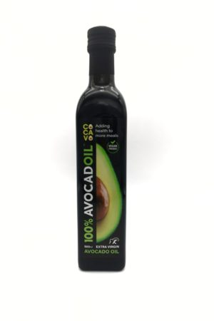 100% 紐西蘭特級初榨冷壓牛油果油