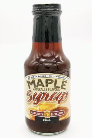Keto Maple Syrup