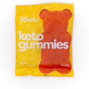 Kiss My Keto Gummies 熊仔糖