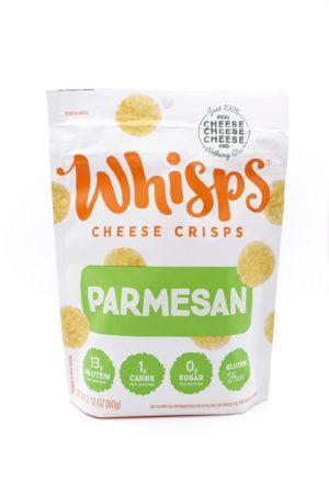 Whisps parmesan cheese crisps 2.12oz