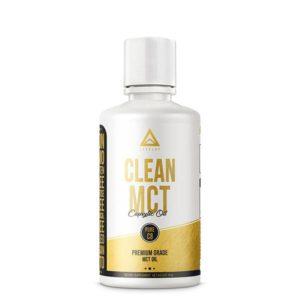 LevelUp® MCT oil 100%純C8中鏈脂肪酸 16oz