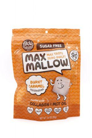 Max Mallow 生酮棉花糖 焦糖味 96g