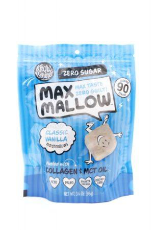 Max Mallow 生酮棉花糖 原味 96g