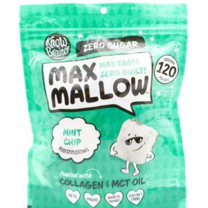 Max Mallow 生酮棉花糖 薄荷粒味 96g