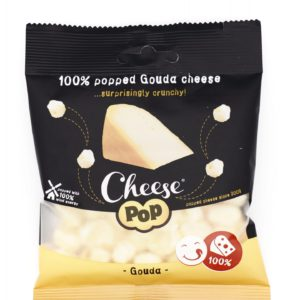 Cheesepop 100%荷蘭高達芝士鬆脆粒 20g