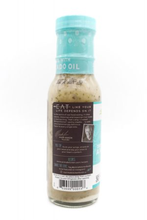 Primal Kitchen Ranch Dressing (Made with avocado oil) 8oz