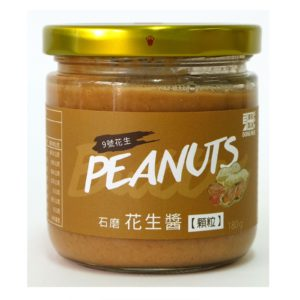 東和 石磨100%純花生醬 (顆粒)
