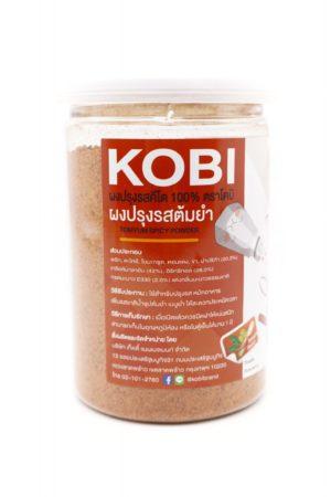 KOBI 生酮醃肉粉 (冬陰公味) 200g