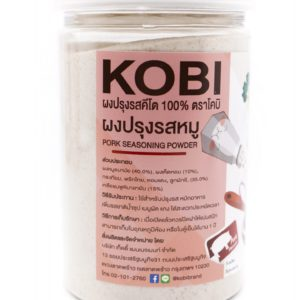 KOBI 生酮調味粉 (豬肉) 200g
