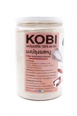 KOBI 生酮醃肉粉 (豬肉) 200g