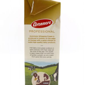 Avonmore Professional Grass-fed Whipping Cream 1L
