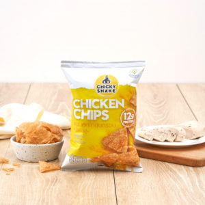 Chicky Shake 雞胸肉脆片 原味 14g