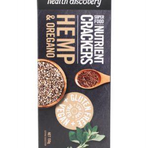 Nutrient Crackers 低碳手工五籽餅