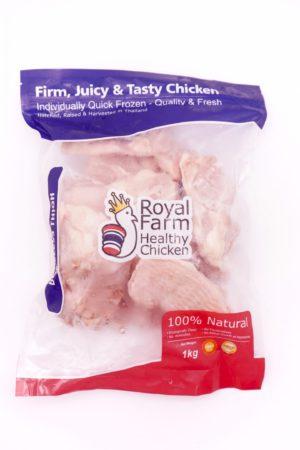 Royal Farm 無激素健康 去骨雞扒 1kg