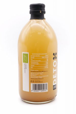 DETOX 有機天然無過濾帶Mother 椰子醋