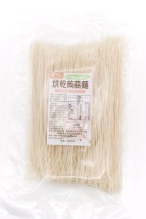 烘乾蒟蒻麵 150g