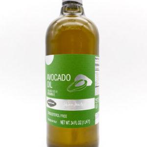 Mantova 100%牛油果油 1公升
