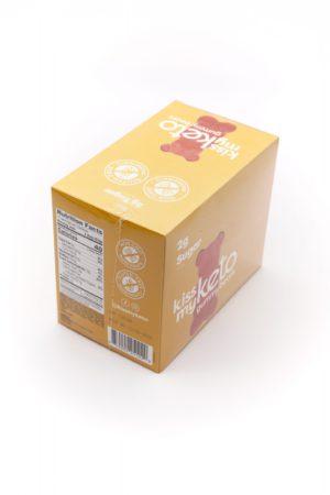 Kiss My Keto Gummies 熊仔糖 1盒12包
