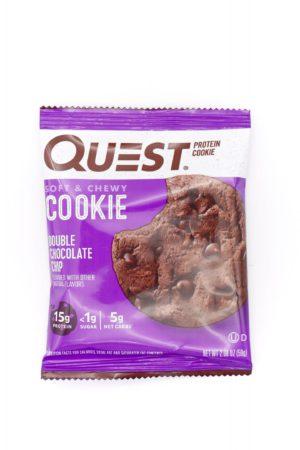 Quest 蛋白質曲奇 雙重朱古力味 58g