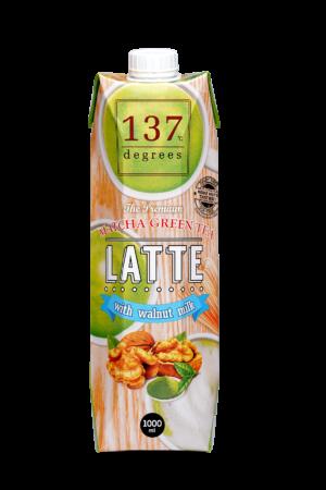 137 Degrees 抹茶合桃奶 1公升