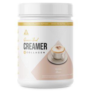 LevelUp® Grass-Fed Keto Coffee Creamer Original (Unsweetened) 198g