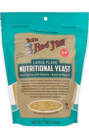 Bob's red mill 營養酵母片 142g