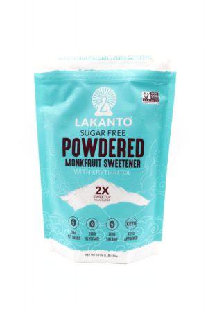 Lakanto 羅漢果糖 糖霜 454g 2倍甜度