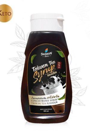 Season 無糖0卡台式奶茶糖漿 320ml