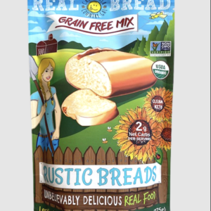 California Country Gal 有機生酮義式鄉村麵包預伴粉 275g
