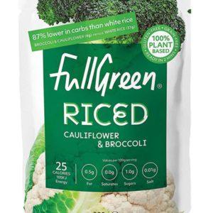 Full Green 西蘭花椰菜花飯 200g