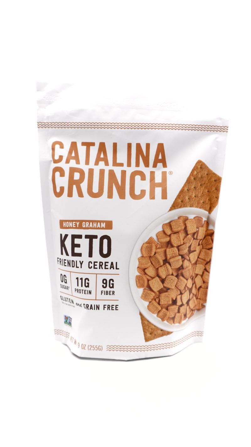 Catalina Crunch 低碳高蛋白質早餐脆片 蜂蜜麥餅味 255g
