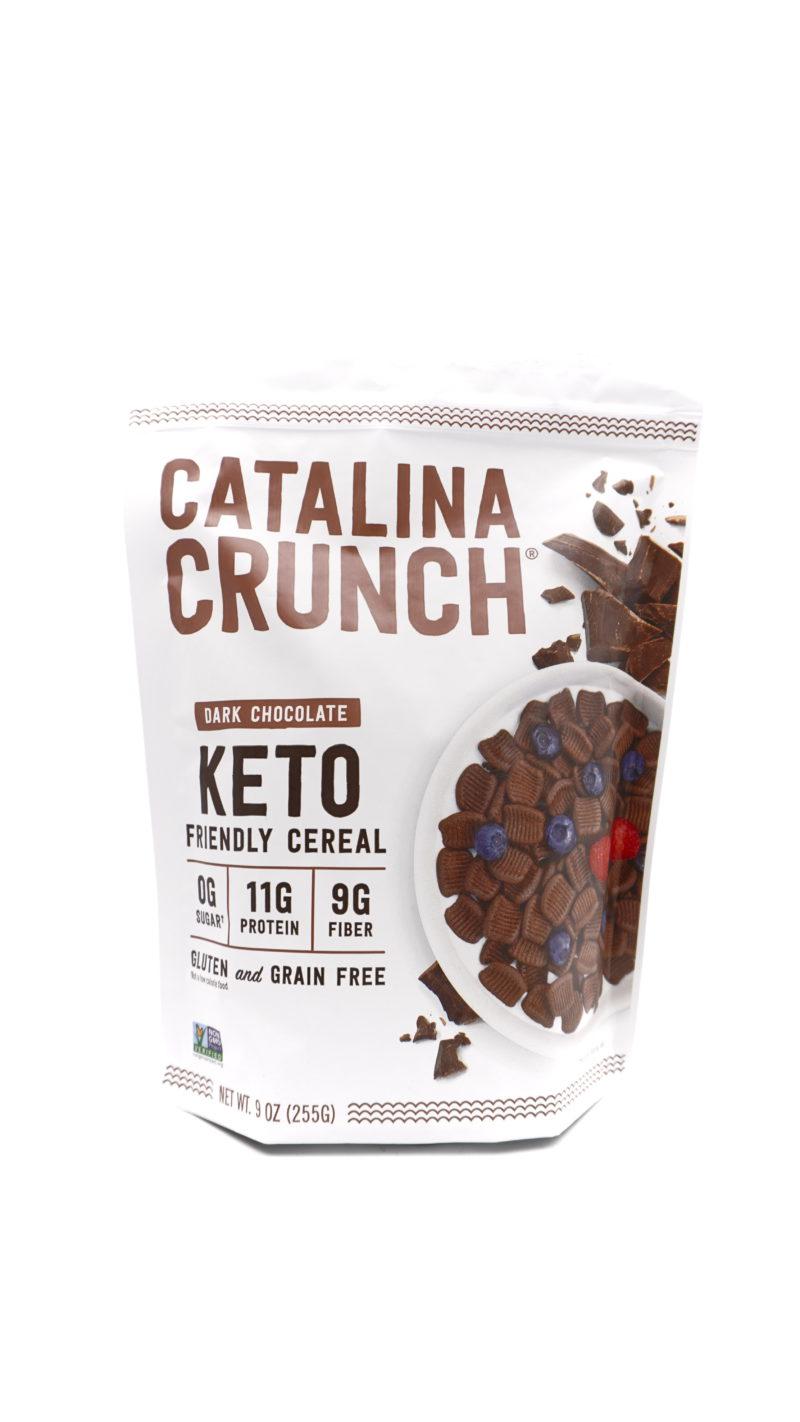 Catalina Crunch 低碳高蛋白質早餐脆片 黑朱古力味 255g