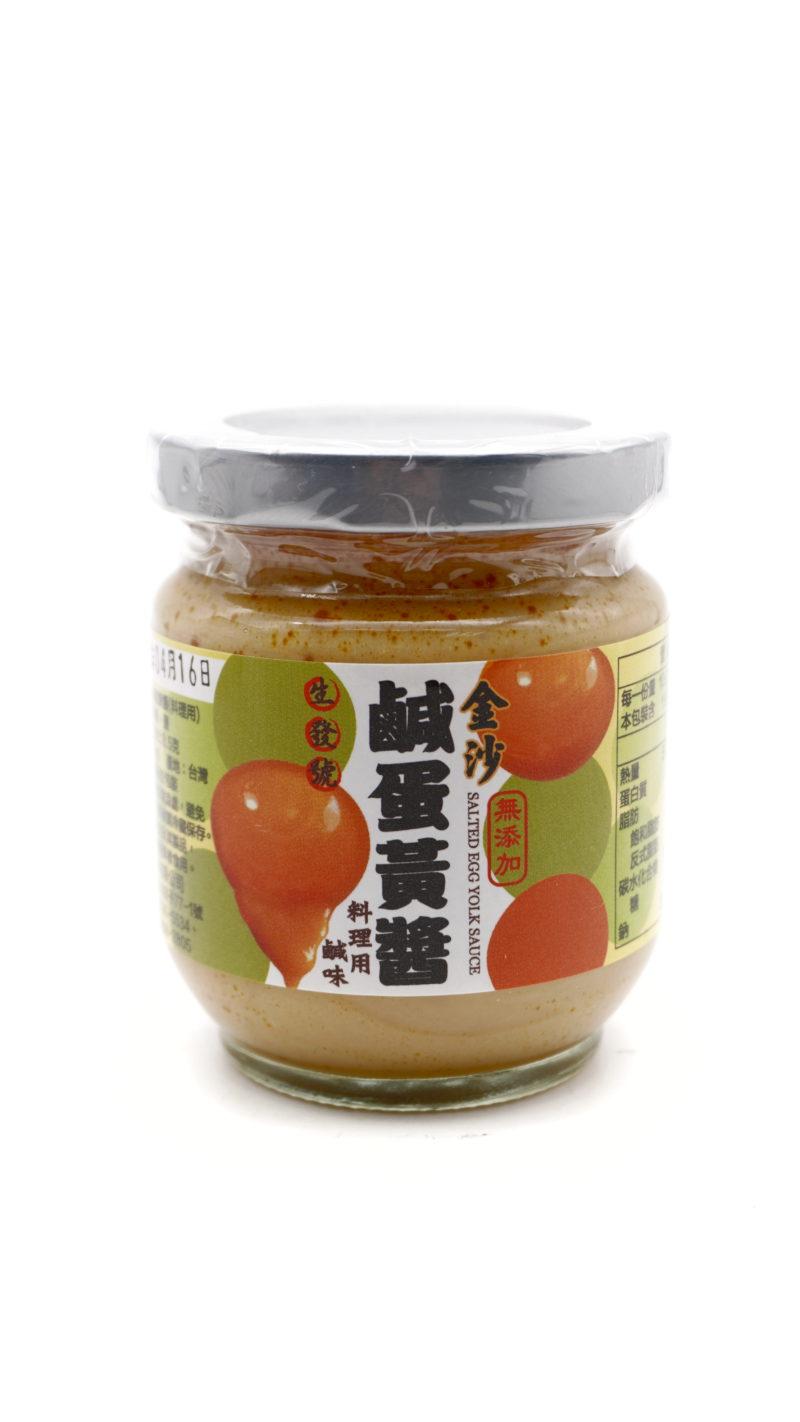 生發號 金沙鹹蛋黃醬 190g