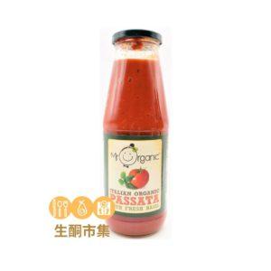 Mr. Organic 有機天然羅勒蕃茄醬 690g