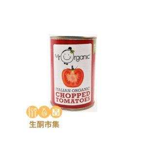 Mr. Organic 有機天然蕃茄 罐裝 400g