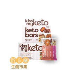 Kiss My Keto Keto Bars