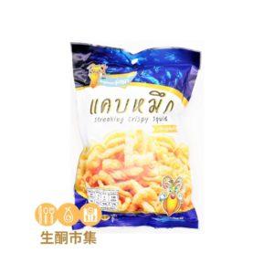 泰國 魷魚脆 17g