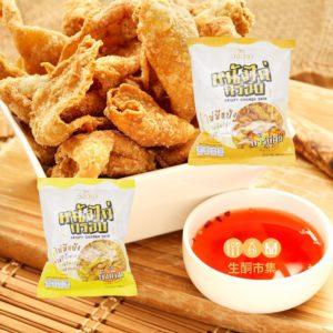 泰國 生酮脆炸雞皮 30g 任選5包 優惠套餐
